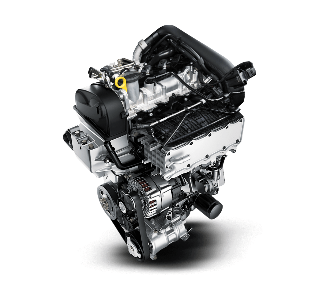 New 2019 Volkswagen Jetta 1.4L turbo engine