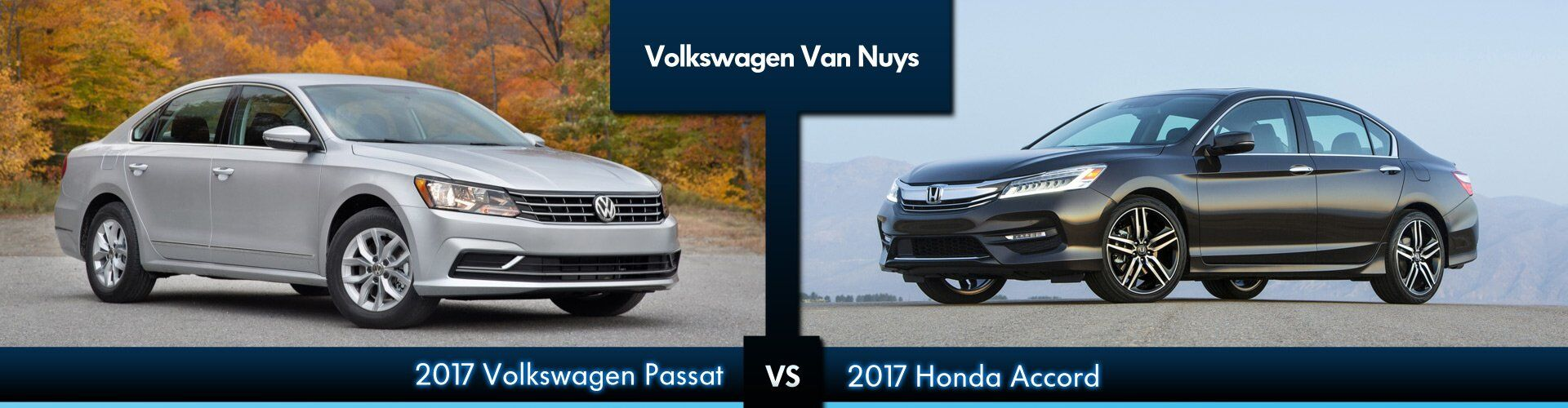 Compare The All New Volkswagen Passat To The Hyundai