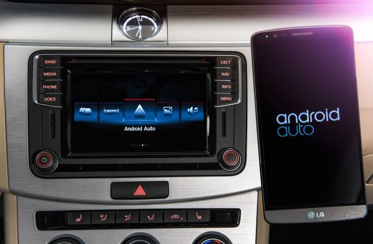 Understanding Android Auto In Your New Volkswagen - Van Nuys, CA