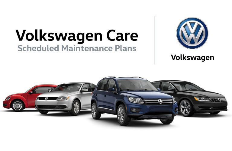 Volkswagen Scheduled Service at Van Nuys VW dealership near Valencia
