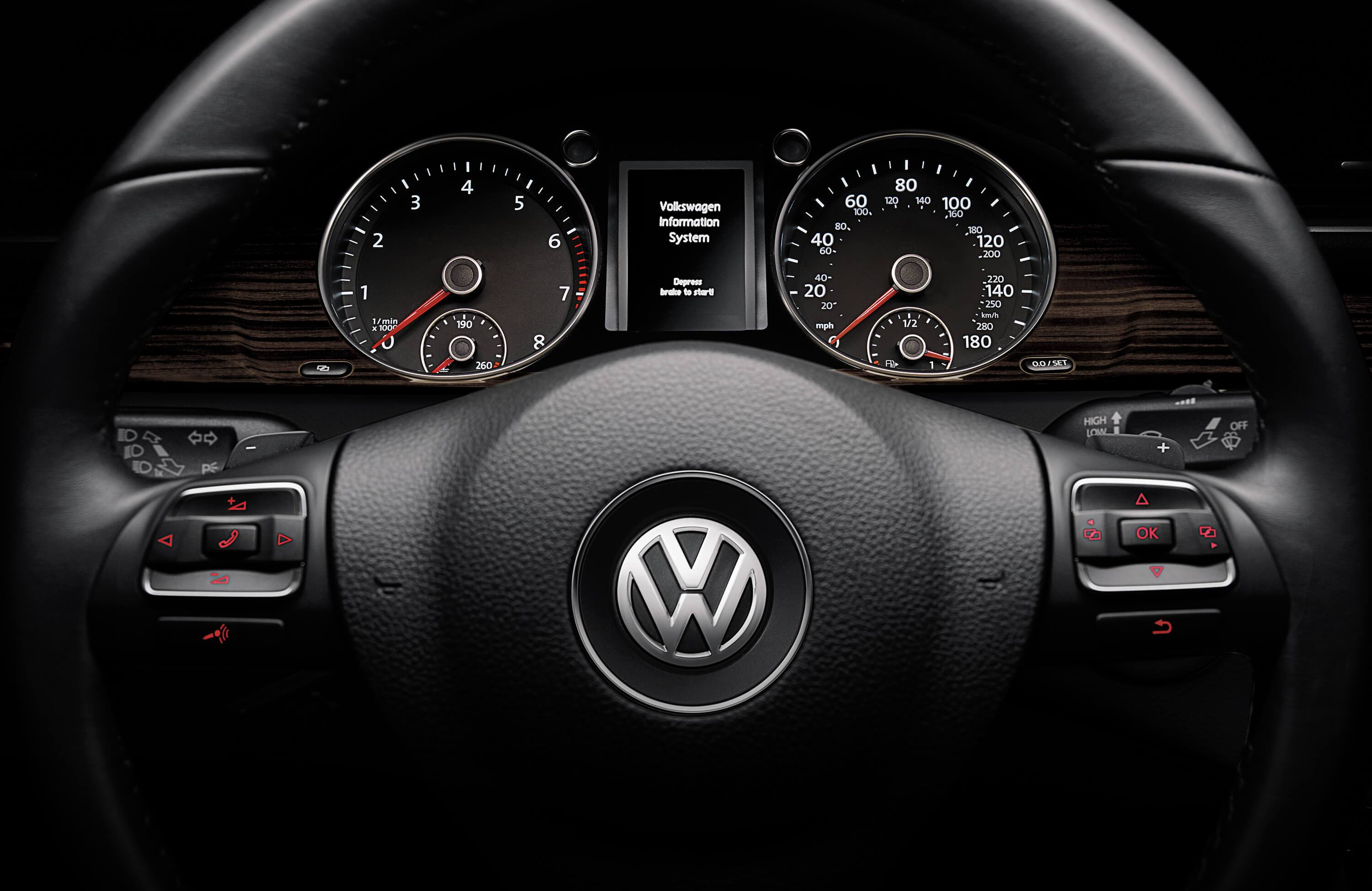 Volkswagen Safety and Dependability
