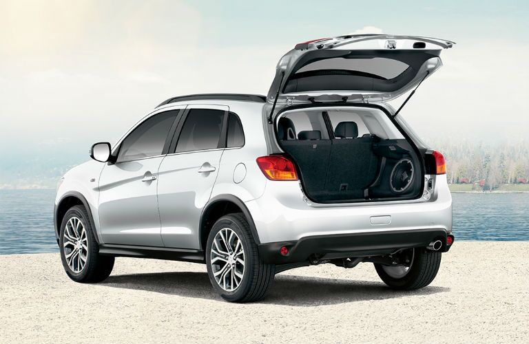 how much cargo space does the 2016 mitsubishi outlander sport have don herring mitsubishi