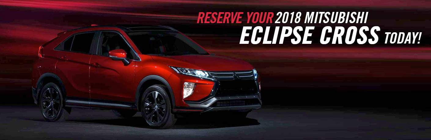 2018 mitsubishi eclipse cross. contemporary 2018 for 2018 mitsubishi eclipse cross