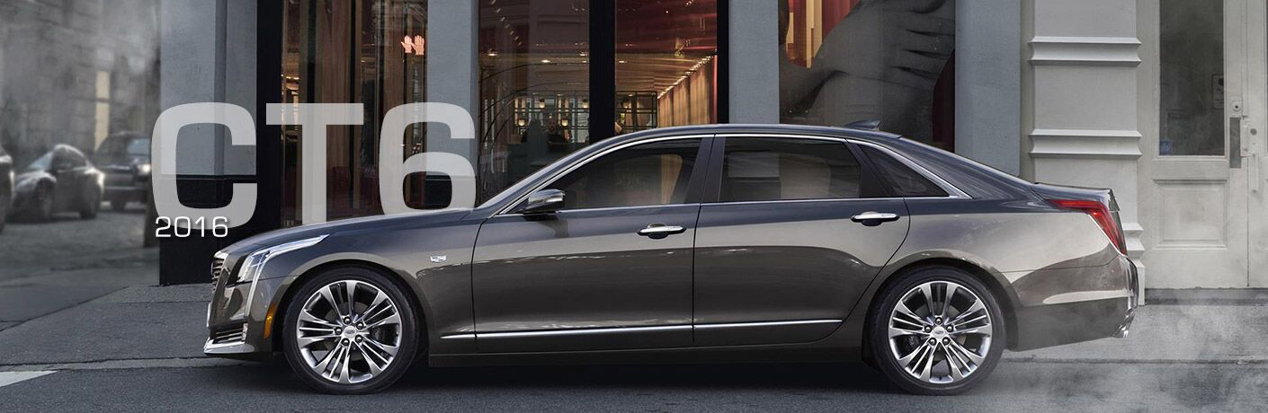 2016 Cadillac CT6 Fond du Lac WI