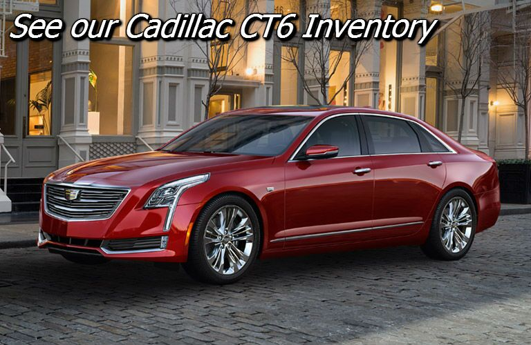 new cadillac ct6 in fond du lac wi