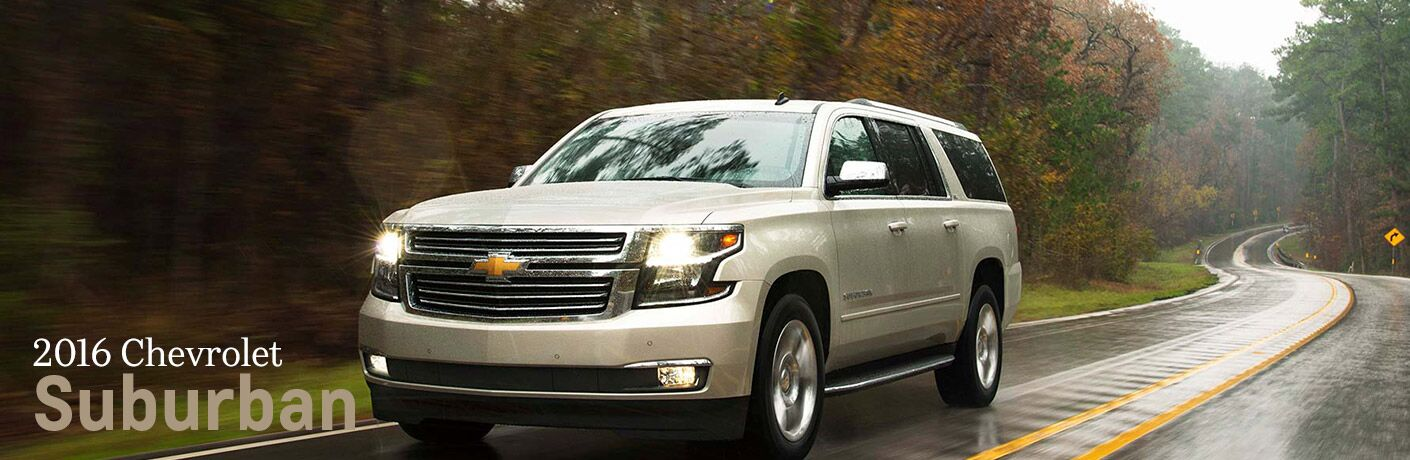 2016 chevy suburban in fond du lac wi