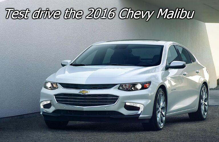 where can i test drive the 2016 malibu in fond du lac?