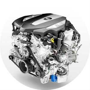 engine options in the 2016 cadillac ct6