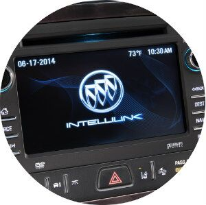 tech features in the 2017 buick enclave