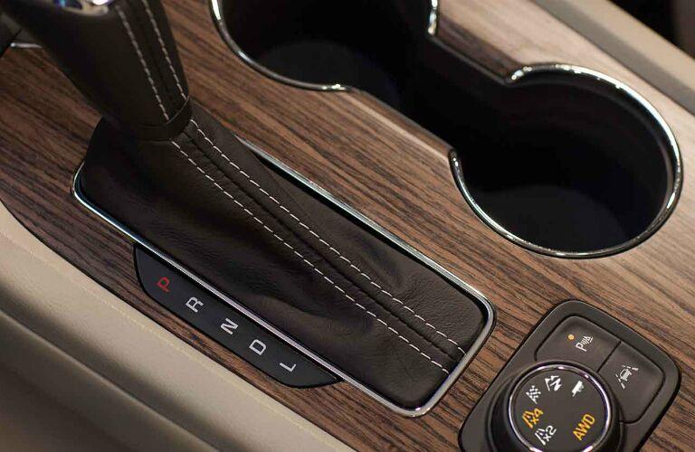 2017 gmc acadia denali with wood trim