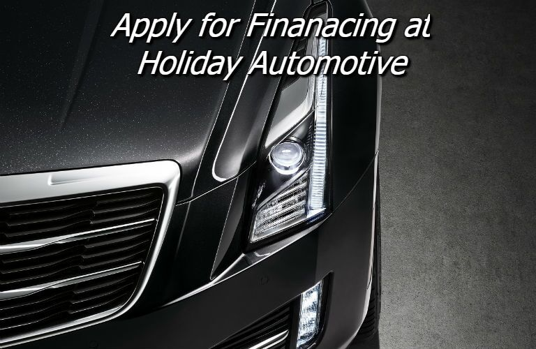 financing deals on cadillacs in fond du lac