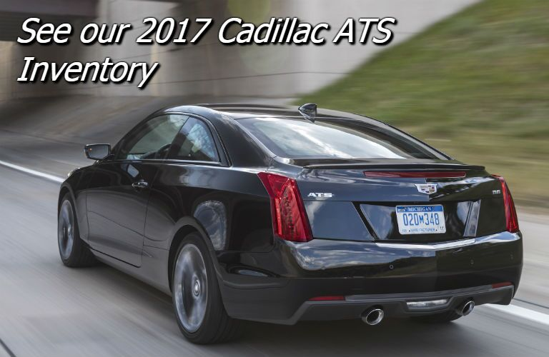 deals on the 2017 cadillac ats in fond du lac