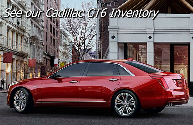where can i find the new 2017 cadillac ct6 for sale in south east wisconsin?
