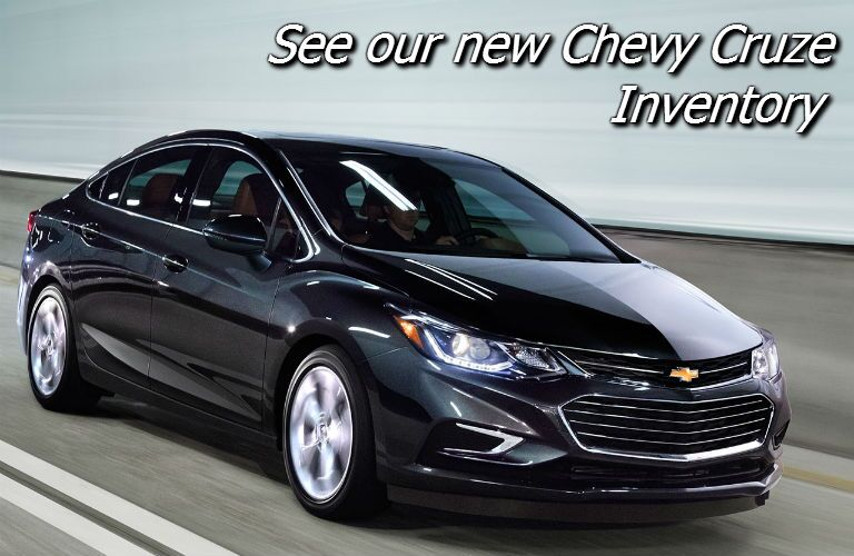 where can i find the 2017 chevy cruze in fond du lac wi?