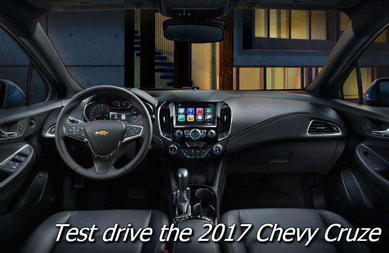 where can i test drive the 2017 chevy cruze in fond du lac?