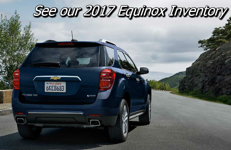 deals on the 2017 chevy equinox in fond du lac