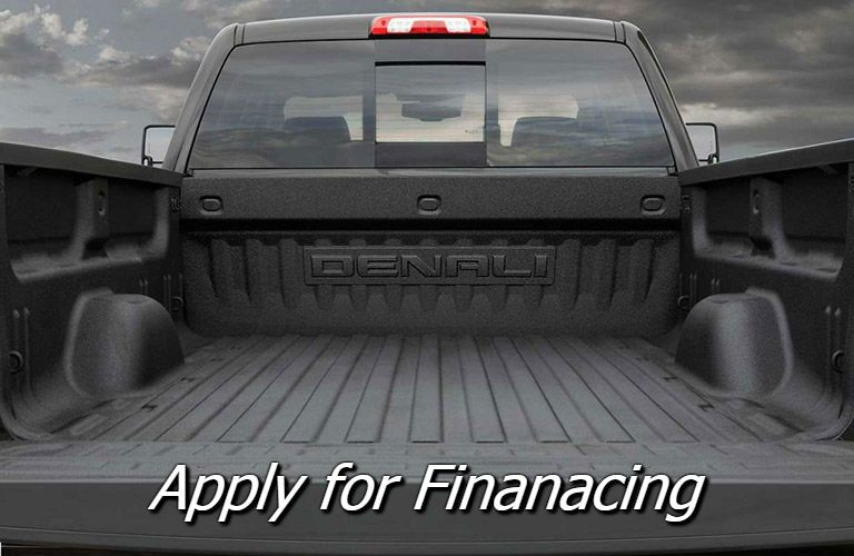 where can i get good financing for a 2017 gmc sierra 2500hd near oshkosh