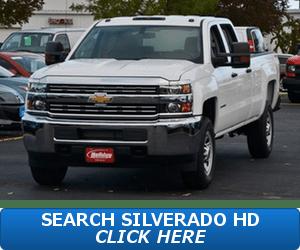 Chevy Silverado HD
