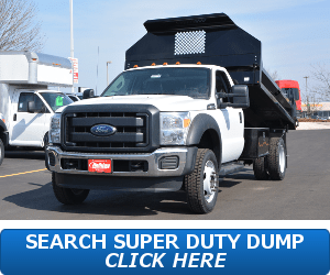 Ford Super Duty Dump Truck