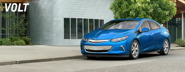 new chevy volt at holiday automotive