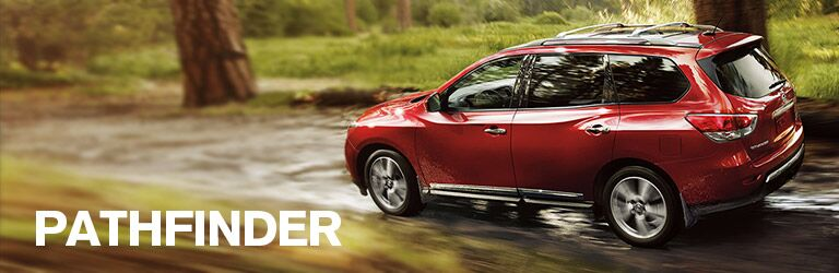 2016 Nissan Pathfinder Winston-Salem NC