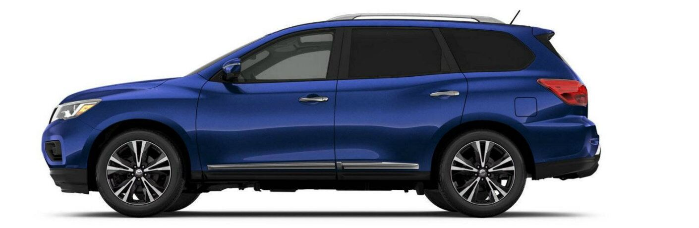 2017 Nissan Pathfinder Winston-Salem NC