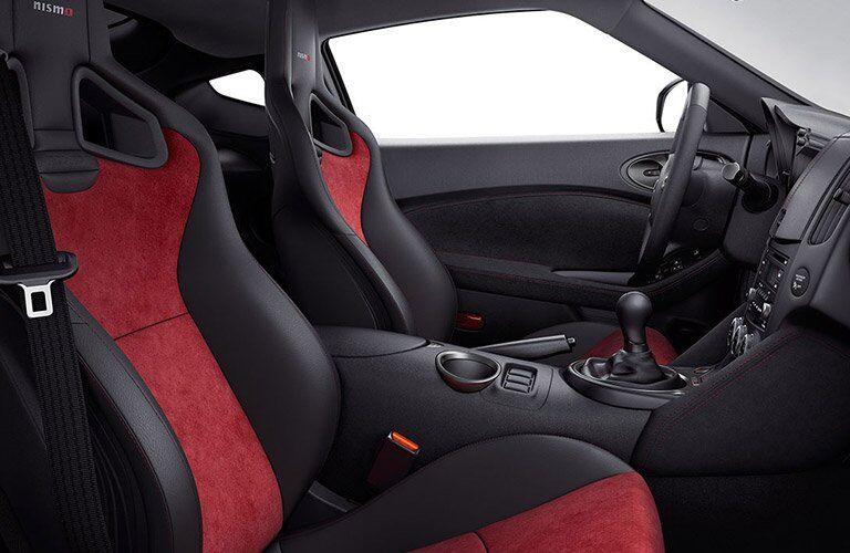 2017 nissan 370z interior seating dashboard
