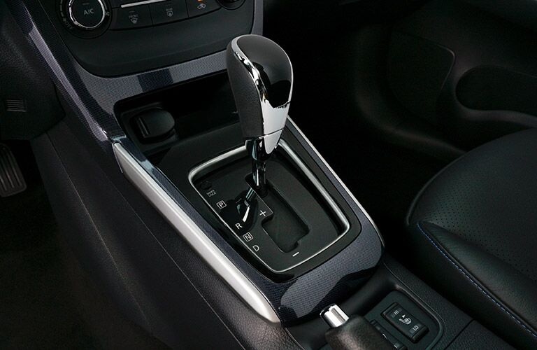 2017 Nissan Sentra Center Console