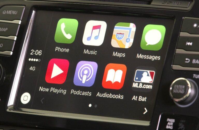 2017 Nissan Maxima NissanConnect Apps