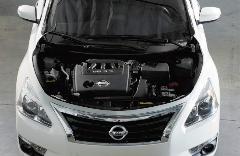 2018 Nissan Altima V6 engine