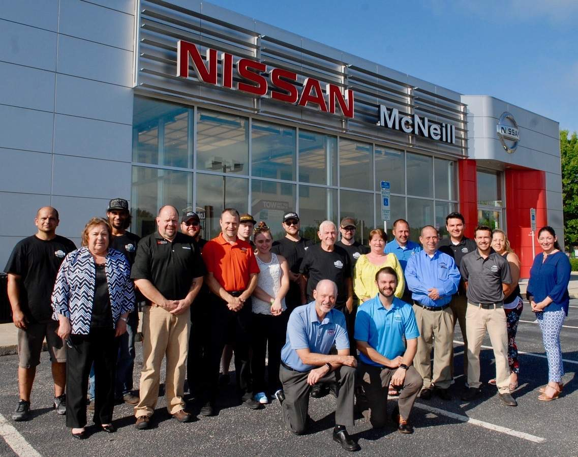 Certified Pre-Owned at McNeill Nissan