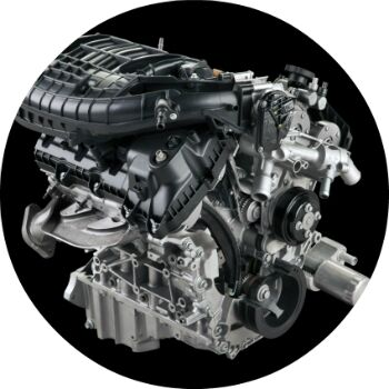 engine options in the ford f-150