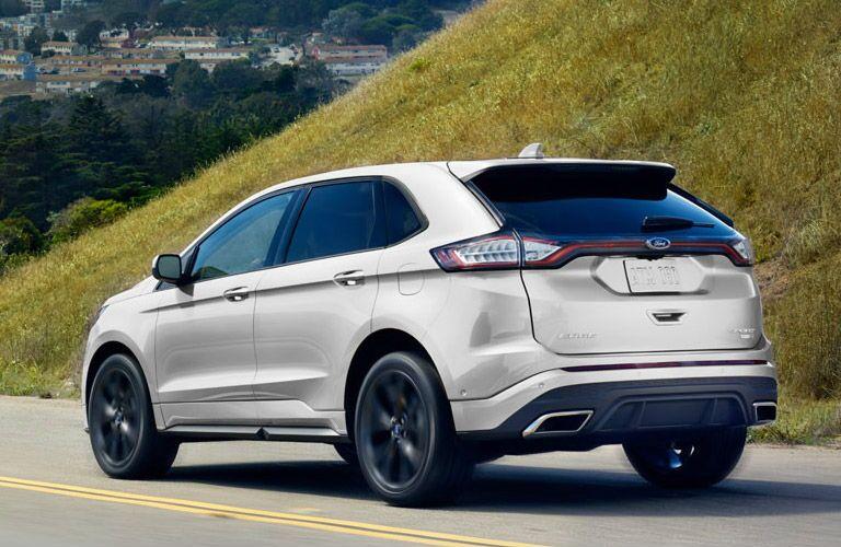 2016 Ford Edge Brainerd MN Pine River MN exterior rear