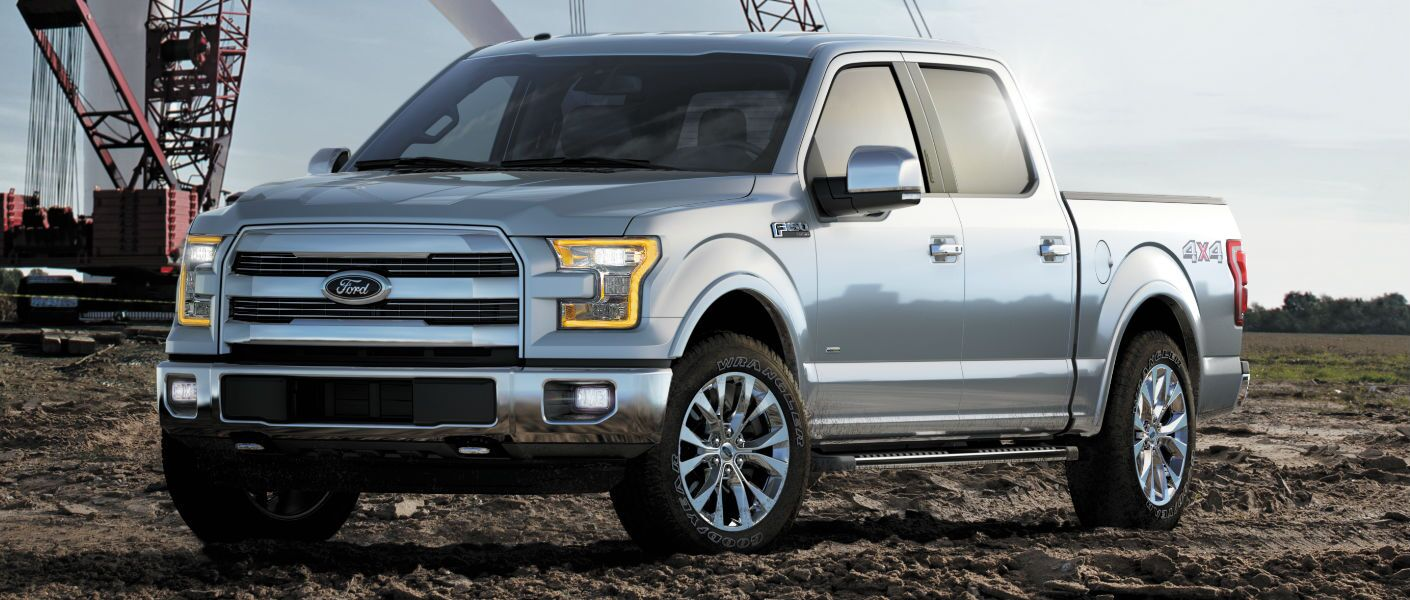 2016 Ford F-150 Brainerd MN Pine River MN Ford F-150 exterior front