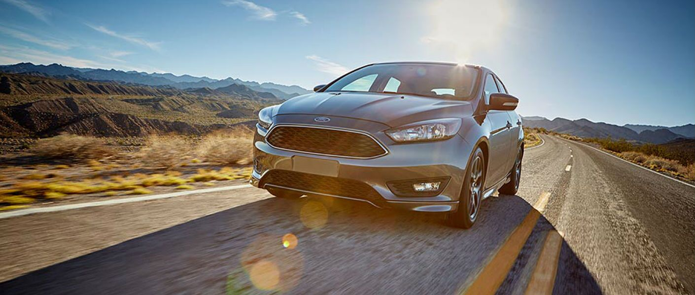 Drive the 2016 Ford Focus near Brainerd MN.