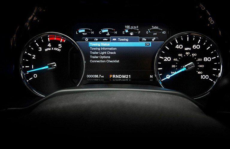 2017 Ford F-250 SuperDuty Speedometer