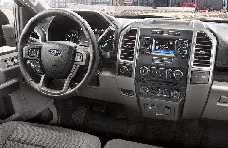 Ford infotainment system can be paired with smartphone apps