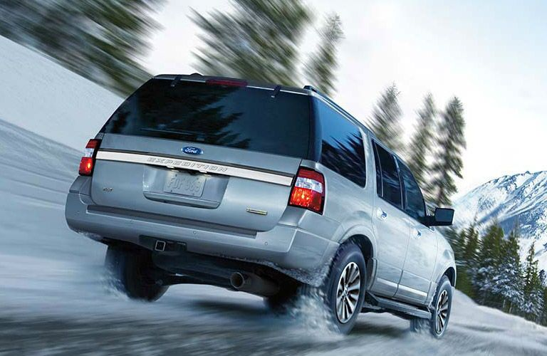 2016 Ford Expedition exterior rear