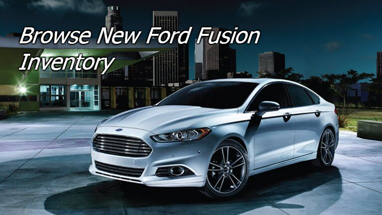 browse new ford fusion inventory brainerd mn