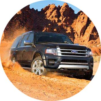 2016 ford expedition capabilities