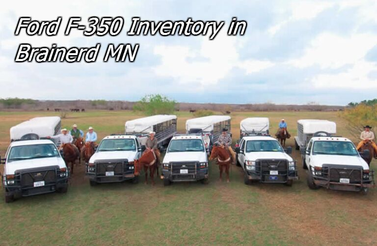 2016 Ford F-350 in Brainerd MN