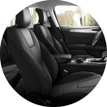 ford fusion interior options for 2016 model
