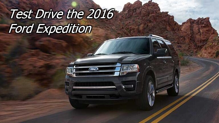 test drive 2016 ford expedition in brainerd mn