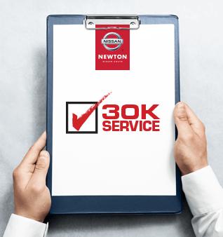 Newton Nissan South - 30K Mile Service - Nissan Service Murfreesboro