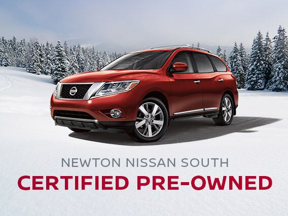 Newton Nissan South Certified Pre-Owned