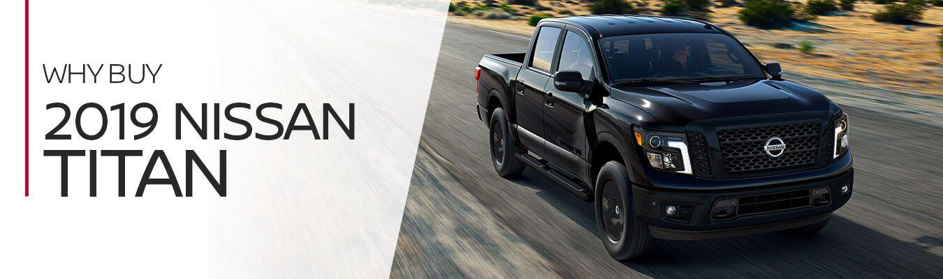Why Buy: 2019 Nissan Titan - Shelbyville, TN