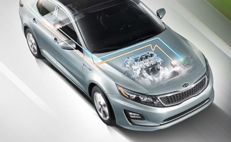 2015 Kia Optima hybrid fuel economy eco-friendly New Port Richey Clearwater Spring Hill Trinity St Petersburg Tampa FL