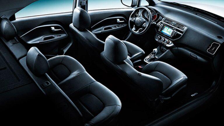 2016 Kia Rio interior comforts Friendly Kia St. Petersburg FL