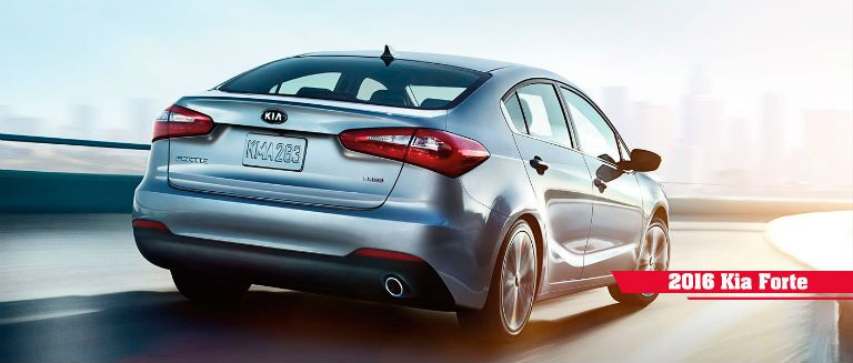 2016 Kia Forte compact New Port Richey FL