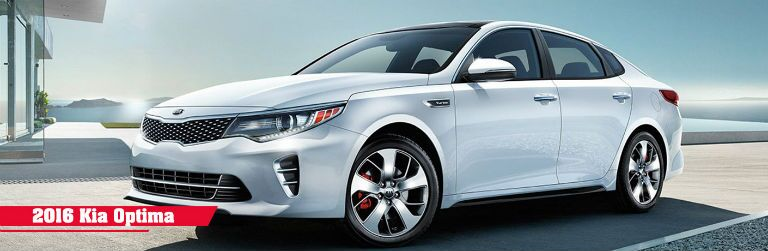 2016 Kia Optima midsize sedan St. Petersburg FL